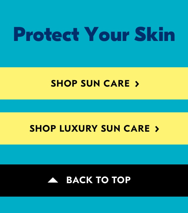 Protect Your Skin shop skincare
