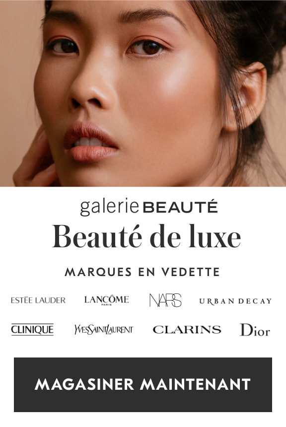 Beauté de luxe magasiner maintenant