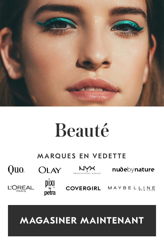 Beauté magasiner maintenant