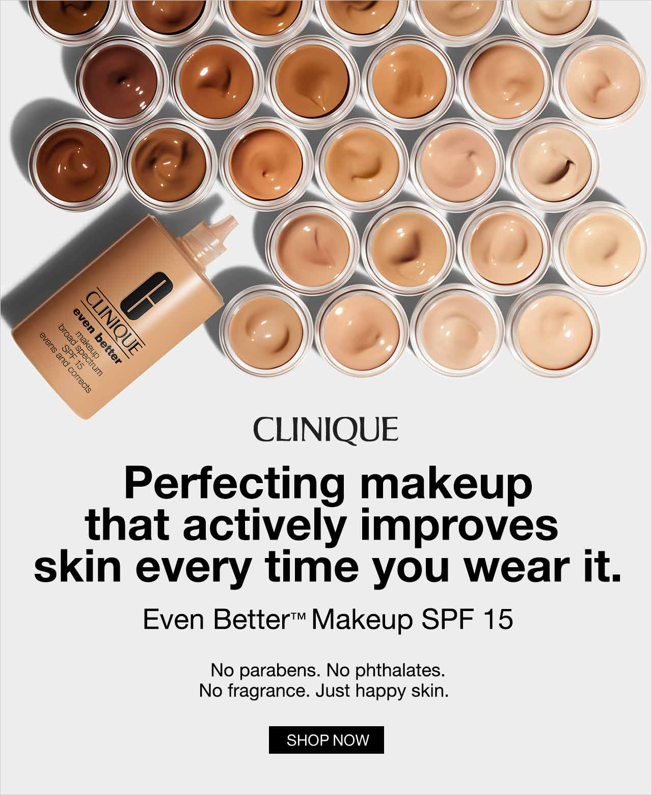 Clinique Even Better Makeup SPF 15 Shop now