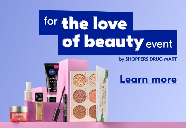 For the Love of Beauty Event. Learn more