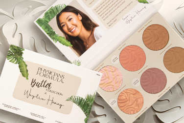 Collection Beurre X Weylie Hoang de Physicians Formula