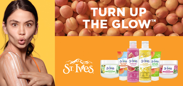 St. Ives - Turn up the glow