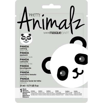 1e661169b6c Animalz Panda Sheet Mask-Masque Bar